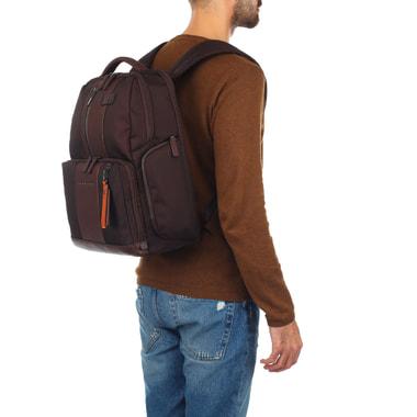 Мужской рюкзак с отделом для ноутбука Piquadro