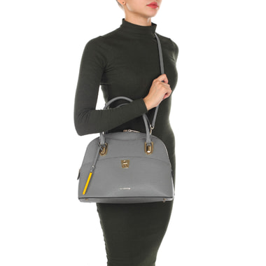 Женская сумка из натуральной сафьяновой кожи Cromia