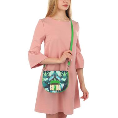 Женская сумочка-седло Cromia