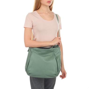 Женская сумка-хобо из кожи Ripani