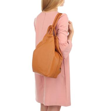 Женский кожаный рюкзак на молнии Picard