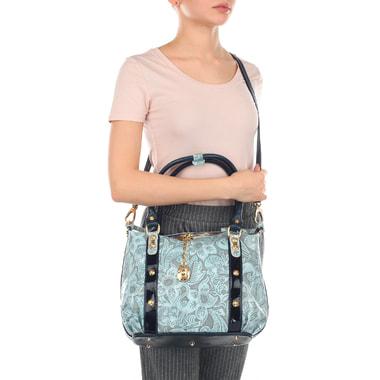 Женская сумка с принтом Marino Orlandi