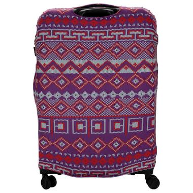 Влагостойкий чехол для чемодана с принтом Eberhart