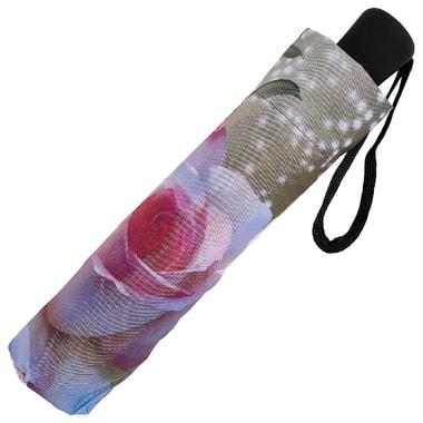 Автоматический зонт с цветным принтом Raindrops