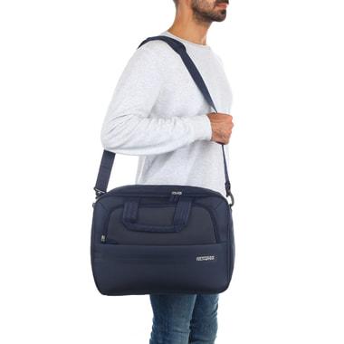 Дорожная сумка со съемным плечевым ремнем American Tourister