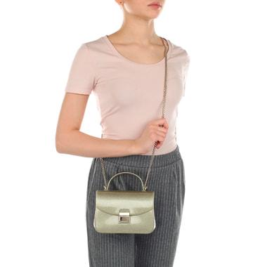 Маленькая сумочка с плечевой цепочкой Furla