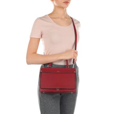 Женская классическая сумка-трансформер из натуральной кожи Furla