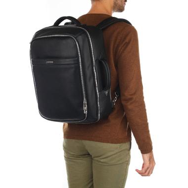 Мужской вместительный рюкзак-трансформер Guess