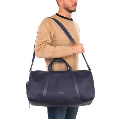Дорожная сумка со съемным плечевым ремнем Cerruti 1881