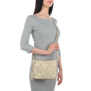 Женская сумочка с узором Marina Creazioni