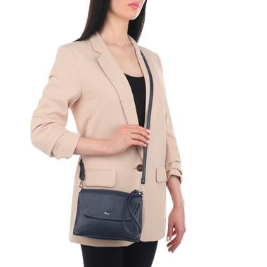 Женская сумочка из мягкой кожи Bruno Rossi