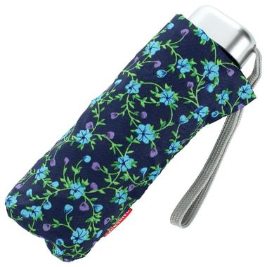 Складной компактный зонт с принтом Raindrops
