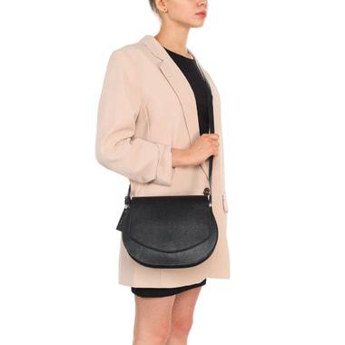 Женская сумочка из сафьяновой кожи через плечо Ripani
