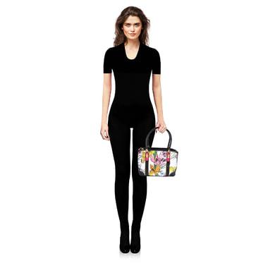 Женская кожаная сумка Marino Orlandi