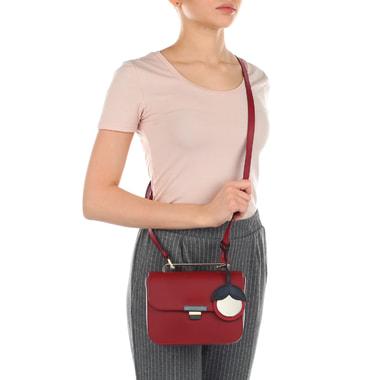 Женская кожаная сумочка через плечо Furla