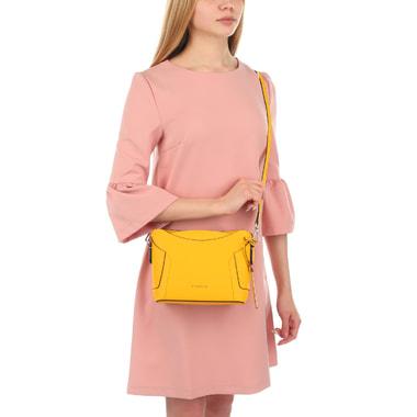 Женская сумочка из сафьяна Cromia