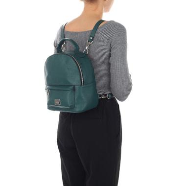 Маленький женский рюкзак из натуральной кожи Chatte