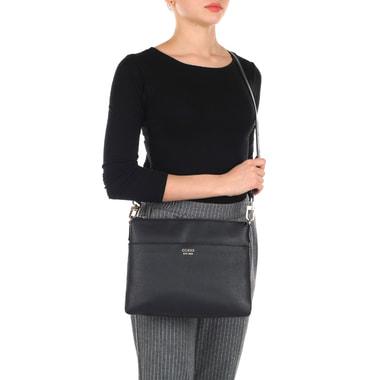 Женская сумка на молнии с плечевым ремешком Guess