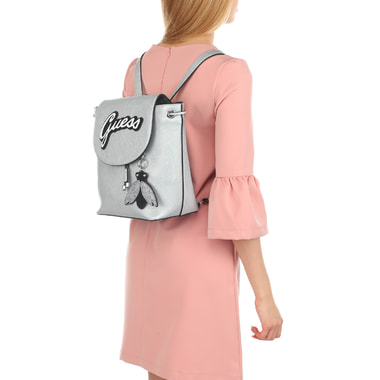 Женский рюкзак с откидным клапаном Guess