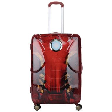 Крупный чемодан на молнии Ironman Samsonite