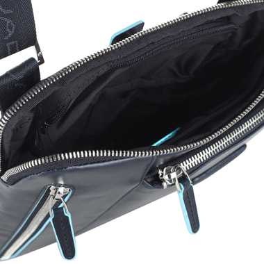 Мужская кожаная сумка-планшет Piquadro