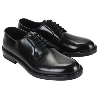 Мужские кожаные полуботинки на шнуровке Dino Bigioni