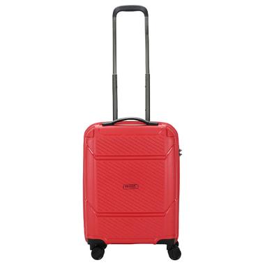 Небольшой чемодан с выдвижной ручкой Stevens