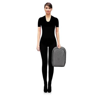 Женский тканевый рюкзак Delsey