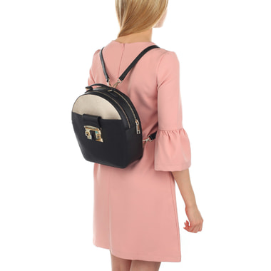 Женский рюкзак из натурального сафьяна Cromia