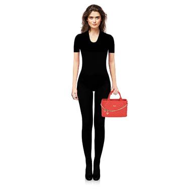 Женская кожаная сумка Marina Creazioni