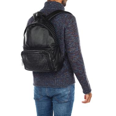 Вместительный мужской рюкзак с отделением для ноутбука Guess