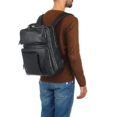 Эргономичный мужской рюкзак Piquadro