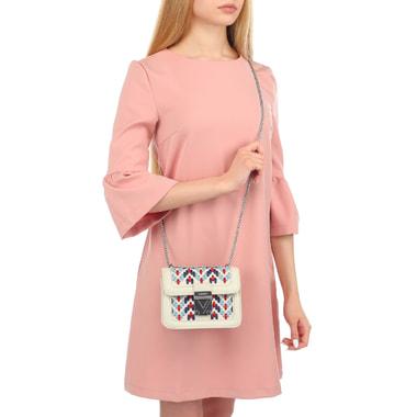 Маленькая сумочка с плечевой цепочкой Valentino