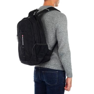 Мужской рюкзак на двойной молнии Wenger