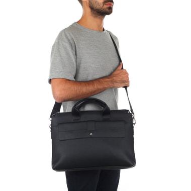 Мужская деловая сумка с плечевым ремешком Stevens
