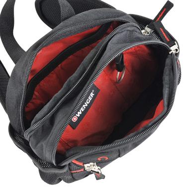 Мужская поясная сумка Wenger