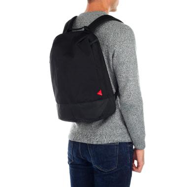 Черный нейлоновый рюкзак Samsonite Red