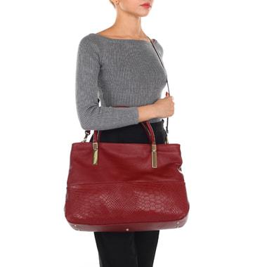 Женская кожаная сумка с плечевым ремешком Ripani