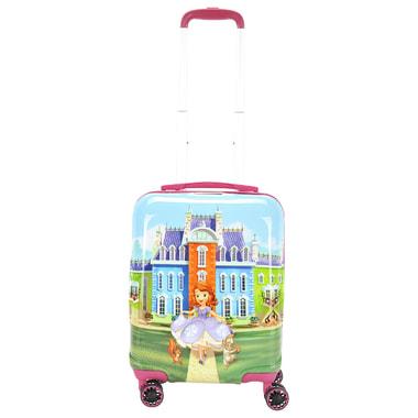 Детский чемодан на колесах Sun Voyage