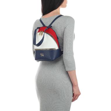 Городской женский рюкзак из натуральной кожи Marina Creazioni