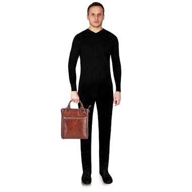 Мужская кожаная сумка Picard