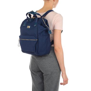 Синий рюкзак Aurelli