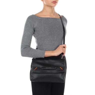 Женская кожаная сумка со съемным плечевым ремешком Coccinelle