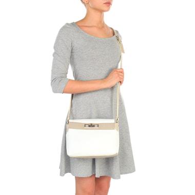 Женская кожаная сумочка через плечо Chatte