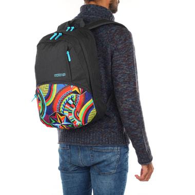 Тканевый рюкзак с отделением для ноутбука American Tourister