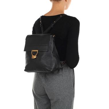 Женский кожаный рюкзак Coccinelle