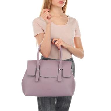Вместительная кожаная женская сумка Ripani