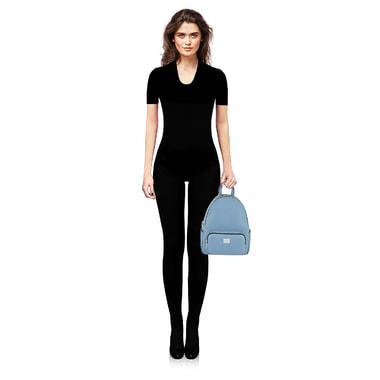 Женский кожаный рюкзак Chatte