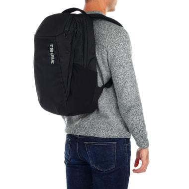 Черный мужской рюкзак Thule