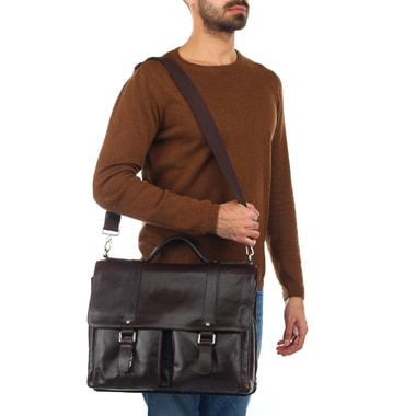 Мужской портфель с двумя отделами Picard
